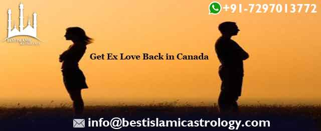 Get Ex Love Back in Canada