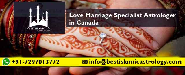 Love Marriage Specialist Astrologer in Canada