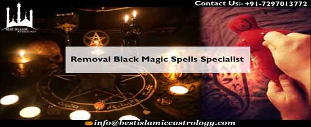 Removal Black Magic Spells Specialist